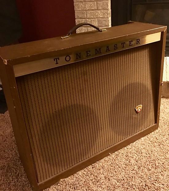 Magnatone Tonemaster 261 260 1960 Reverb