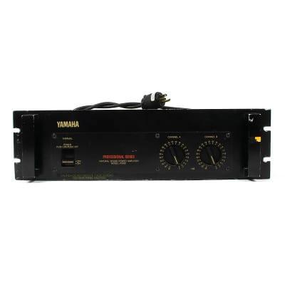 Yamaha P2100 Professional Series Natural Sound Power Amplifier