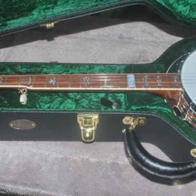 Gold Star GF-100W Wreath Resonator Banjo for sale