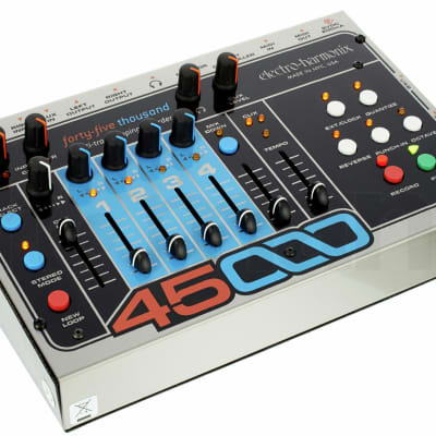 Electro-Harmonix 45000Multi-Track Looping Recorder. New, with Full Warranty!
