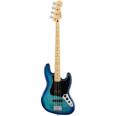 Fender Player Jazz Bass with Maple Fretboard Blue Burst 2020