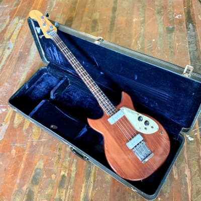 Micro-Frets Signature bass guitar 1968 Mahogany original vintage USA for sale