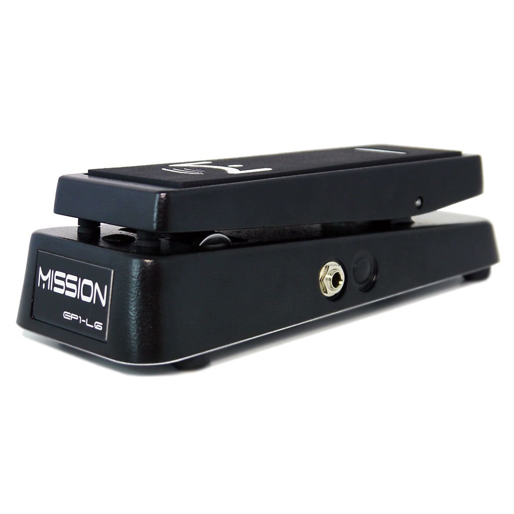 Mission Engineering EP1-L6-BK, Black, High Quality Standard Expression  Pedal for Line 6 (Helix, HX)