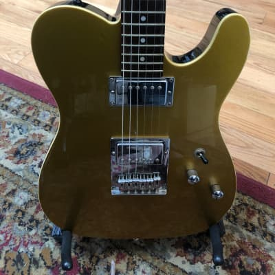 Schecter Pt Gold top  Grover Tuners for sale