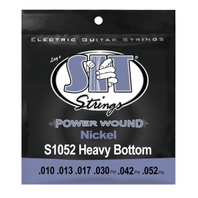 SIT Powerwound Nickel Electric Heavy Bottom 10-52 for sale