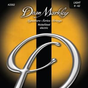 Dean Markley 2502 Nickel Steel Electric Guitar Strings - Light (9-42)