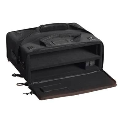 Gator Cases GSR-2U Studio 2 Go Carrying Case for Laptop and 2U Rack Mount Recording Device