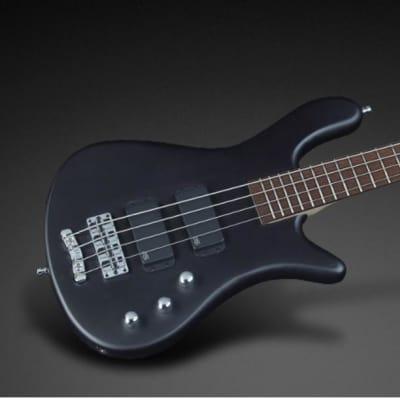 Warwick Streamer Standard 4-String Bass Guitar Nirvana Black w/Gigbag for sale