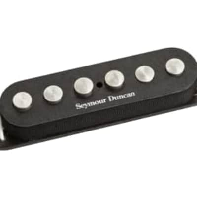 Seymour Duncan SSL-7 Quarter Pound Staggered Stratocaster Electric Guitar Pickup RWRP