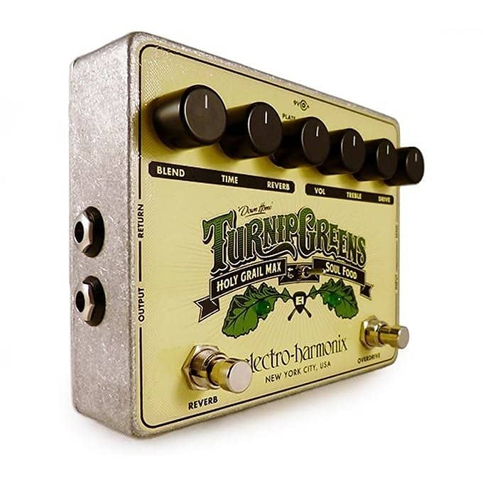 electro harmonix turnip greens nashville used and new music reverb. Black Bedroom Furniture Sets. Home Design Ideas