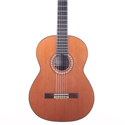 Norman Rodriguez son of Manuel Rodriguez 2010 high end and handmade classical guitar + video! for sale