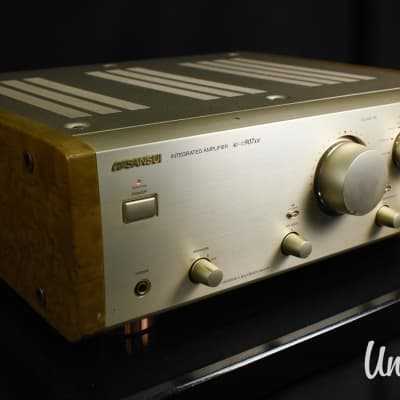 Sansui AU-α907XR Integrated Amplifier in Very Good Condition