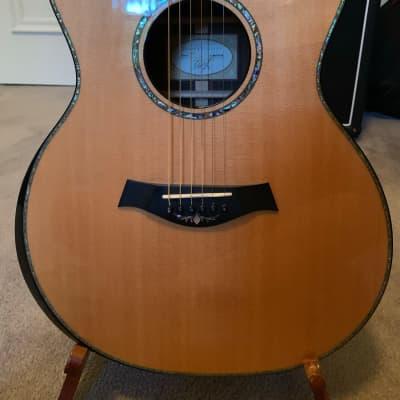 Taylor PS14ce Presentation Series Acoustic-Electric Guitar