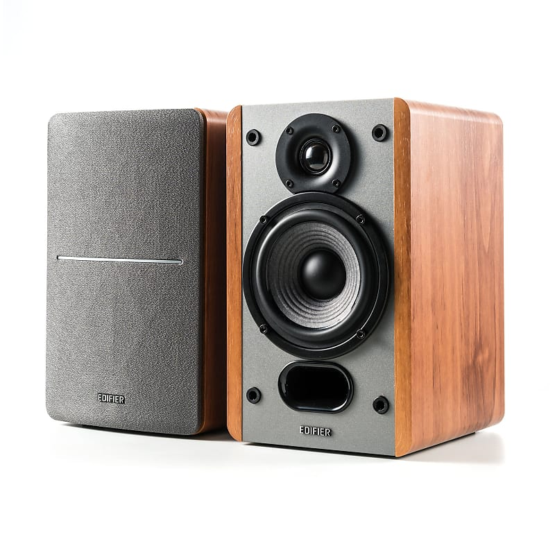 Edifier P12 Passive Bookshelf Speakers With Wall Mount