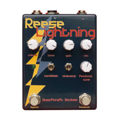 Dwarfcraft Devices Reese Lightning Fuzz 2018