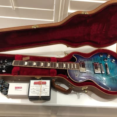 Gibson Les Paul Standard with Throbak SLE-101 plus pickups and 50's wiring for sale