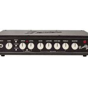 Fender Rumble 500 V3 500-Watt Bass Amp Head