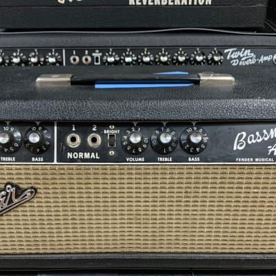 Fender Bassman 1965 Black
