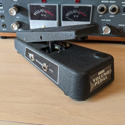 Korg FK-3 Guitar/Synthesizer Volume Pedal 1980s FK3 MS-10 MS-20 MS-50 Excellent Condition