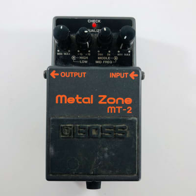 Boss MT-2 Metal Zone Distortion  *Sustainably Shipped*