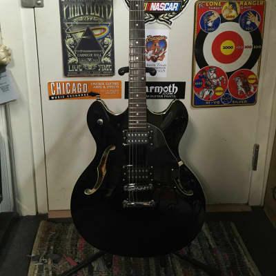 Oscar Schmidt Delta King  oe-30/b Black for sale