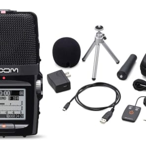Zoom H2n Handy Recorder with APH-2n Accessory Pack