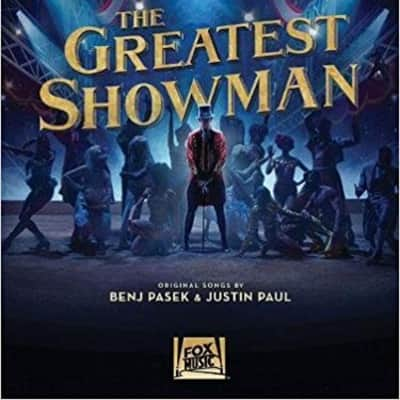 Hal Leonard The Greatest Showman Piano/Vocal Edition