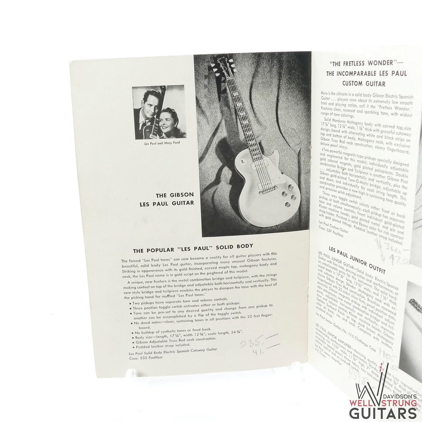 Incontri Gibson Les Paul