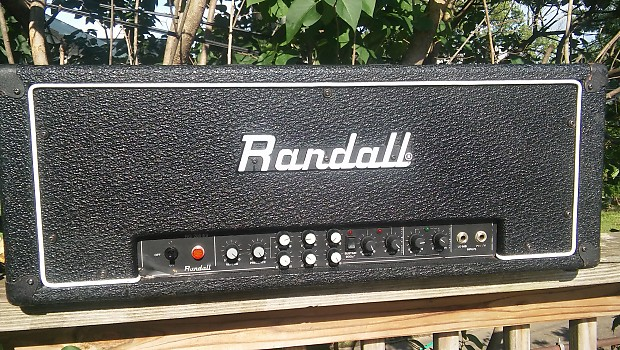 Randall RG 200ES / Century 200 | manicompression