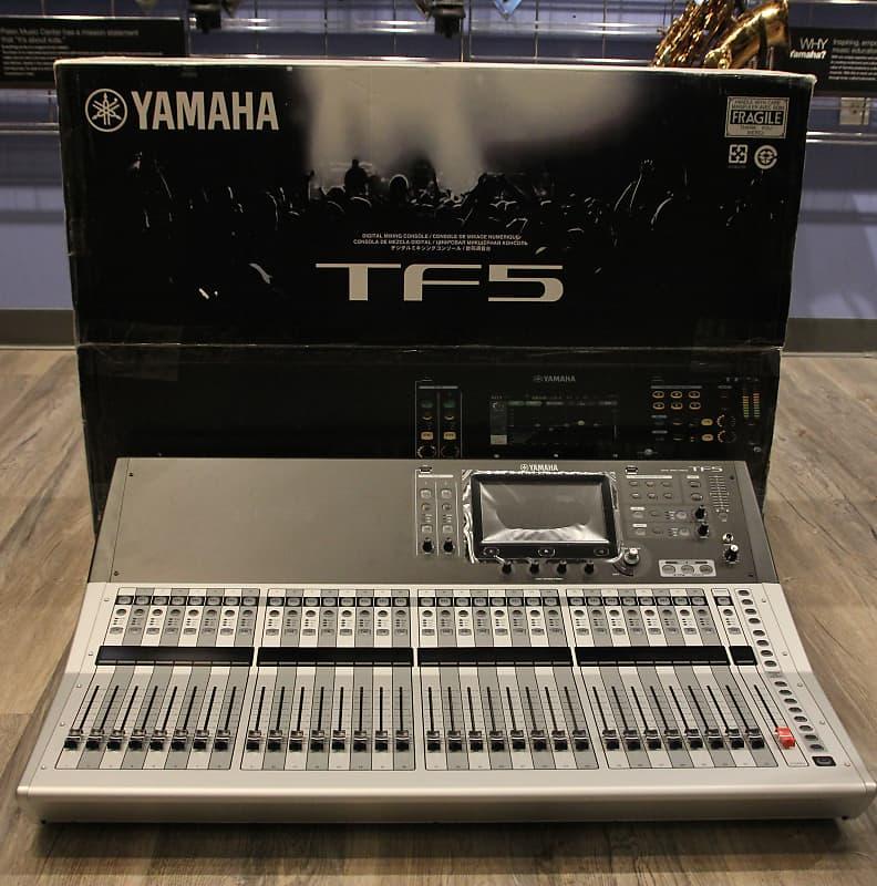 yamaha 32ch digital mixer tf5 palen music center reverb. Black Bedroom Furniture Sets. Home Design Ideas