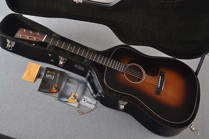 martin d18 for sale sunburst acoustic guitar 2224781 reverb. Black Bedroom Furniture Sets. Home Design Ideas