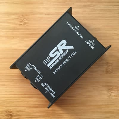 Monoprice Stage Right Passive Direct Box for sale