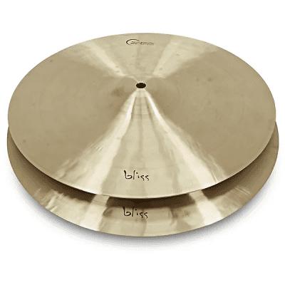 "Dream Cymbals 14"" Bliss Series Hi-Hat Cymbals (Pair)"