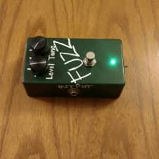 Homemade  Fuzz pedal - based on fuzz face