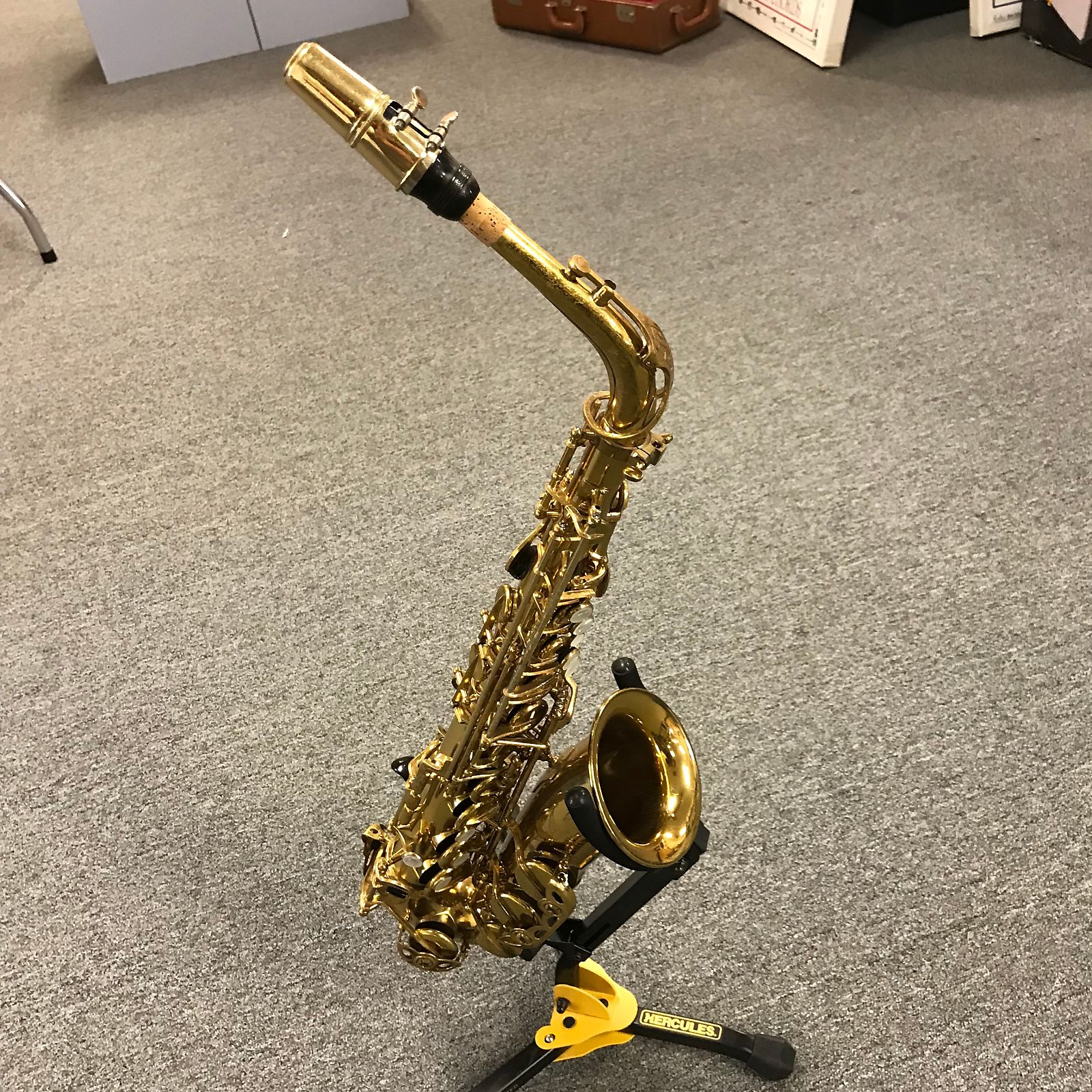 1967 Selmer Mark VI Alto Saxophone