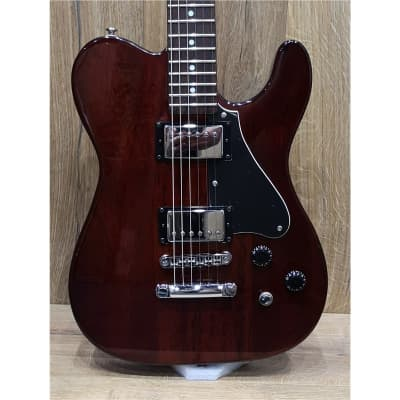 G&L Asat Tribute T-Style HH - Walnut - Second Hand for sale