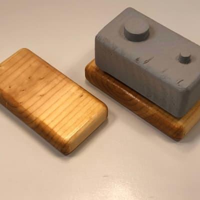 Stomp Riser Mini 2 Pack - (Pine) Summer Oak by KYHBPB - Available Now!