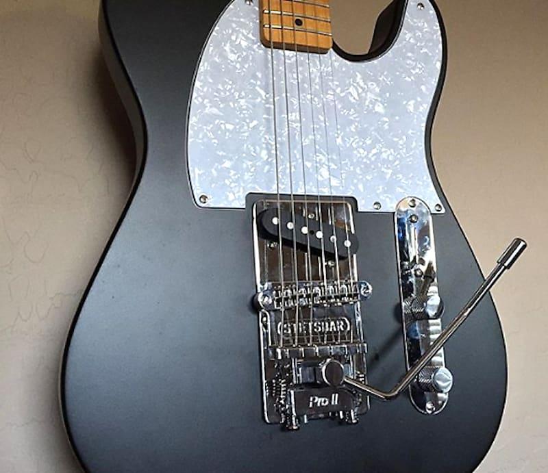 EZ BOLT ON Stetsbar Bolt-On Tremolo Pro II GOLD Fits Telecaster guitars