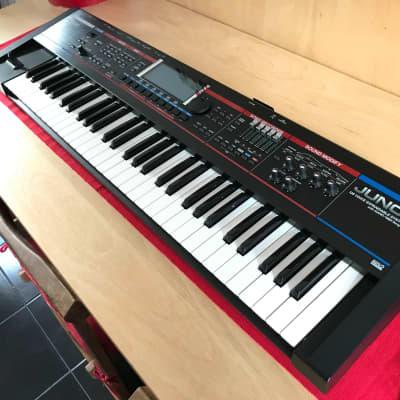 Roland Juno G 61-Key 128-Voice Expandable Synthesizer
