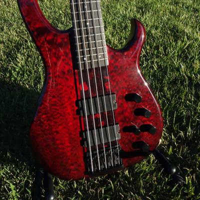 Modulus TBX (neck Through Quantum) 5 String Bass Guitar for sale