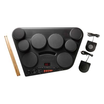Yamaha DD-75 Portable Digital Drum Set with 8 Pads