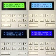 Alesis HR-16 HR-16B & MMT-8 LCD Display - Replacement Screen - 4 Color Choices