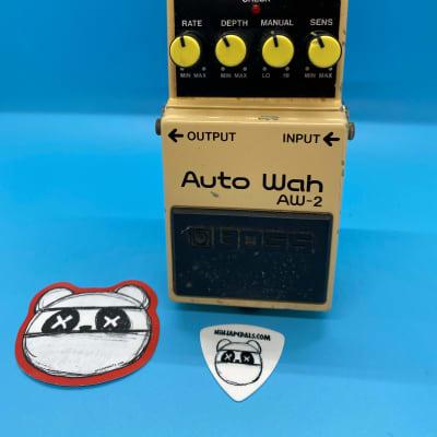 Boss AW-2 Auto Wah | Fast Shipping!