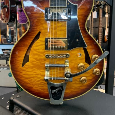 Gibson Johnny A Signature w/ Bigsby for sale