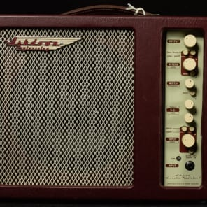 "Ashdown Acoustic Radiator 1 AAR-1 100-Watt 1x8"" Acoustic Guitar Combo"