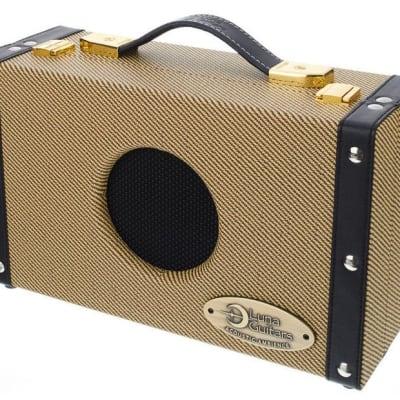 Luna Guitars Ukulele 5 Watt Suitcase Amplifier UK-5 (DK 184) for sale