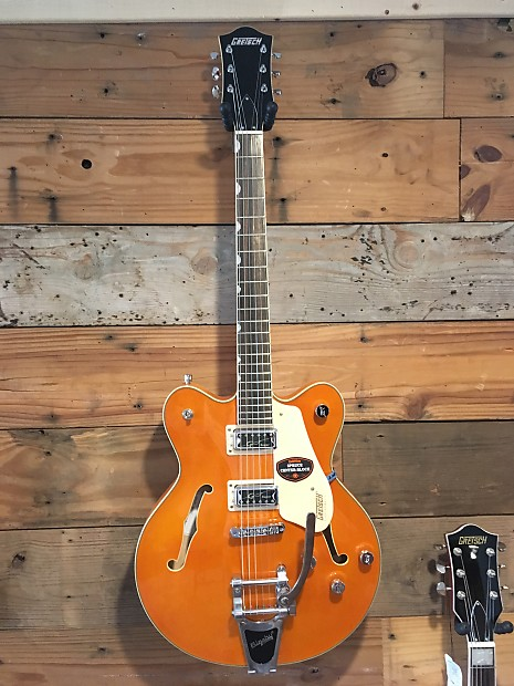 Gretsch And Hardshell Case G5622t Electromatic Cb 2017