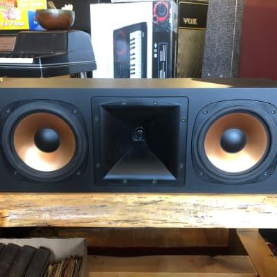 Klipsch RC-62 II 2-Way Center Channel Speaker Black Brand