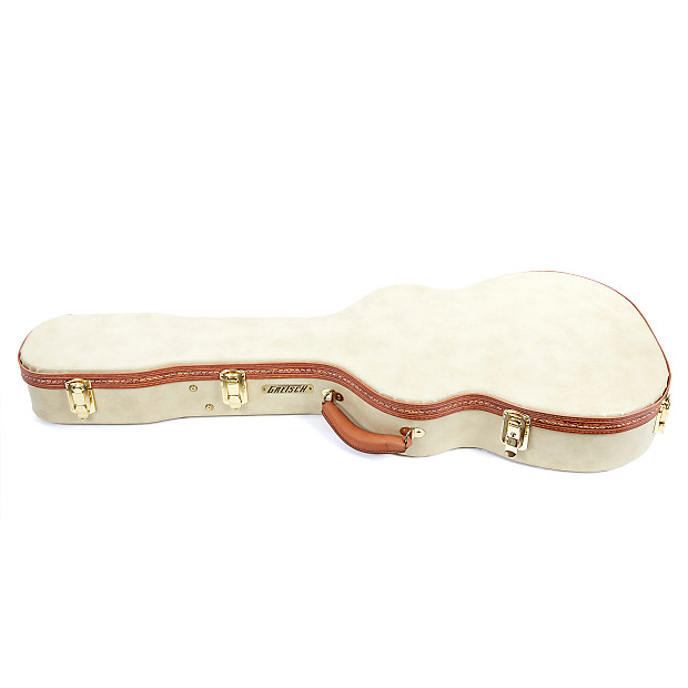 ddd29ff5a1b Gretsch G6278 Western Tooled Leather Case Duo Jet Roundup   Reverb