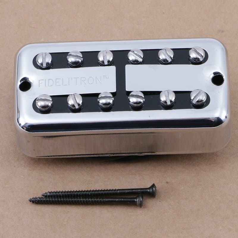 Fender Fideli U0026 39 Tron Bridge Guitar Pickup Pu
